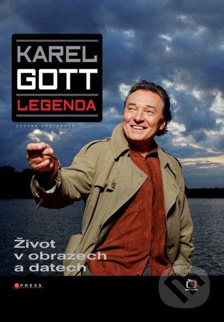Karel Gott - Legenda - Karel Gott, Zuzana Drotárová