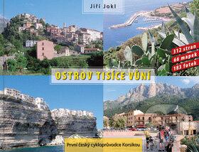 Ostrov tisíce vůní - Jiří Jokl