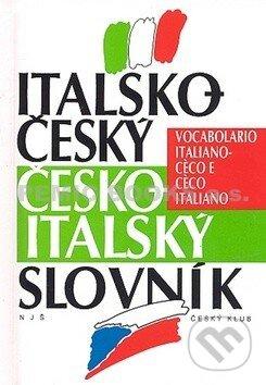 Italsko-český a česko-italský slovník - Jaroslav Bezděk