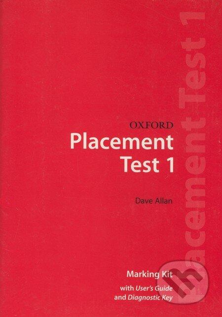 Oxford University Press Oxford Placement Test 1 - Dave Allan