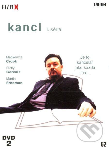 Kancl - I. série - Film-X DVD