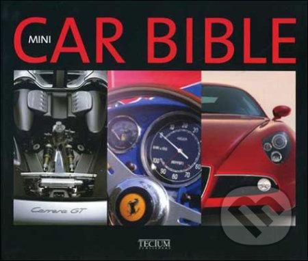 Mini Car Bible - Philippe de Baeck