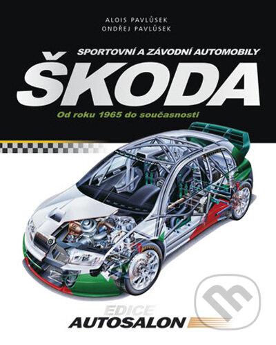 Sportovní a závodní automobily Škoda -
