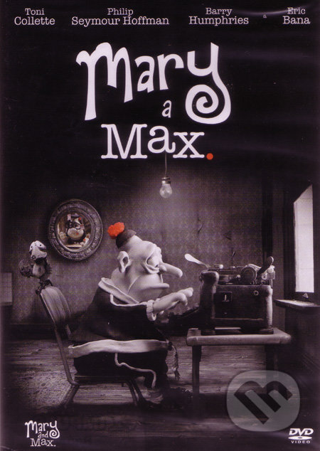 Mary a Max DVD