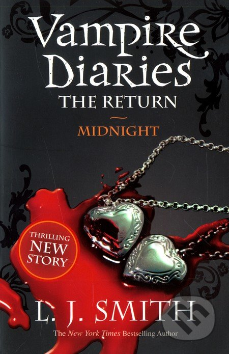 The Vampire Diaries - The Return (Midnight) - L.J. Smith