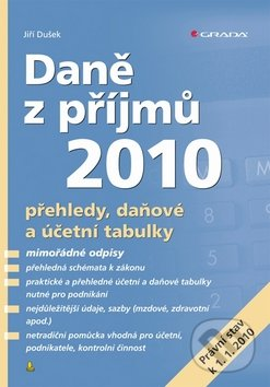 Daně z příjmů 2010 - Jiří Dušek