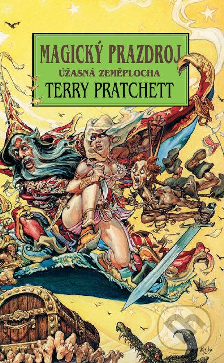 Úžasná Zeměplocha - Magický prazdroj - Terry Pratchett