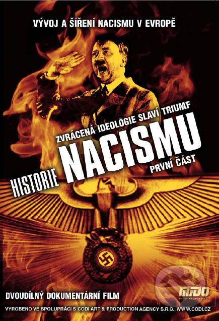 História nacizmu I. DVD