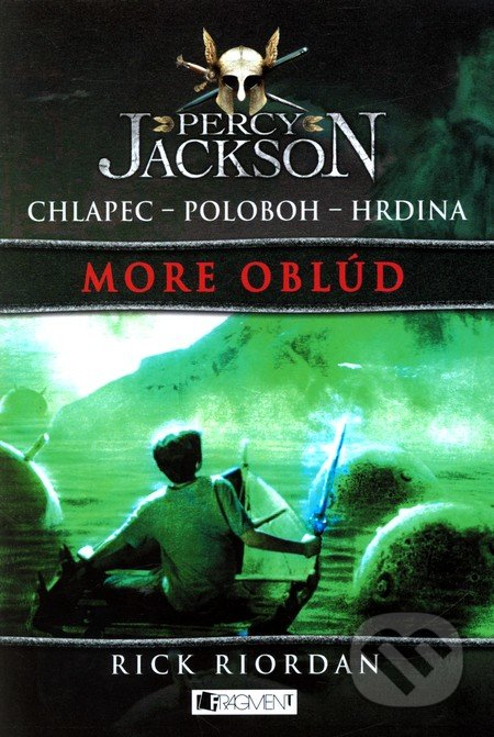 Percy Jackson 2: More oblúd - Rick Riordan