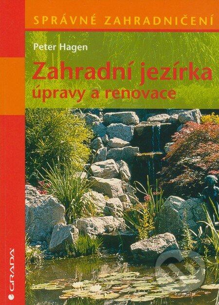 Zahradní jezírka - Peter Hagen