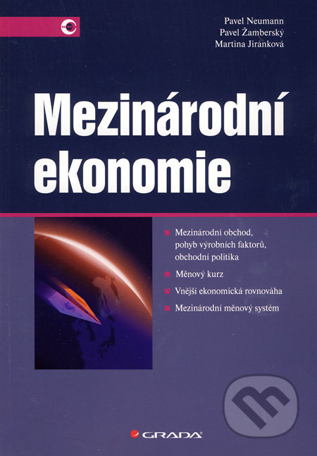 Mezinárodní ekonomie - Pavel Neumann a kolektív