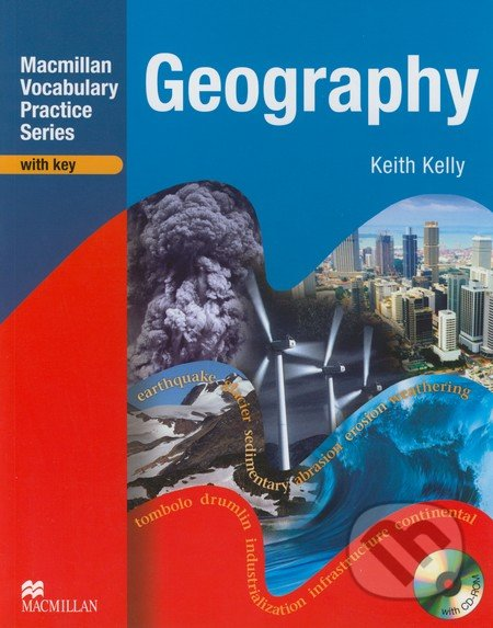 Macmillan Vocabulary Practice Series: Geography - Keith Kelly