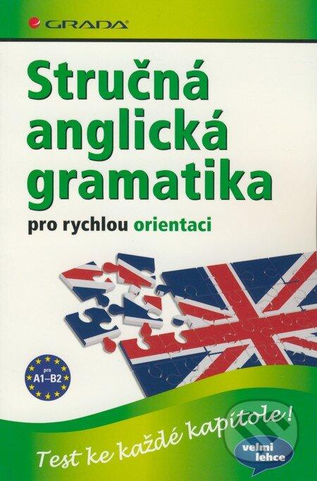 Stručná anglická gramatika pro rychlou orientaci - Náhled učebnice