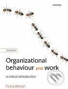 Organizational Behaviour and Work - Fiona Wilson