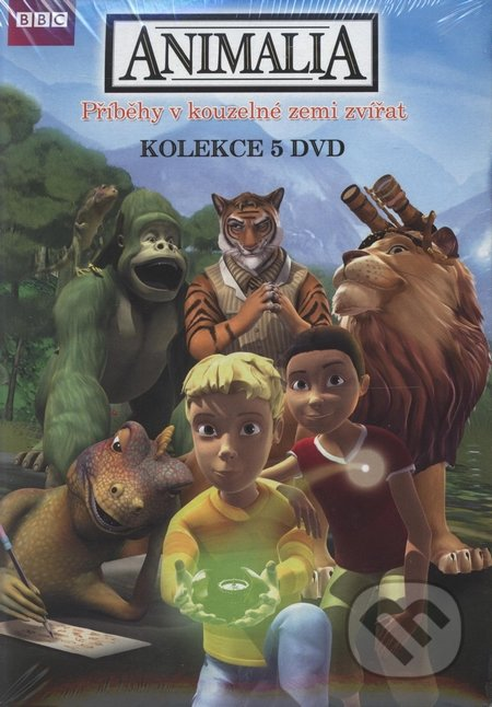 Animália (5 DVD) DVD
