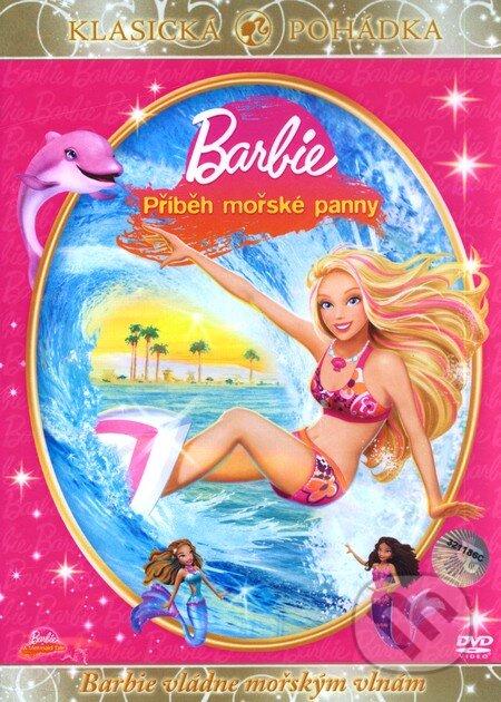 Barbie - Príbeh morskej panny DVD