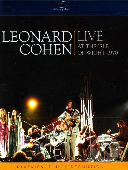 Leonard Cohen: Live at the Isle of Wight 1970 BLU-RAY