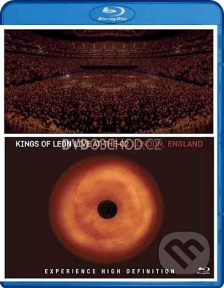Kings of Leon - Live At The 02 London, England BLU-RAY