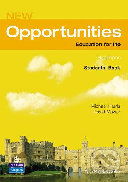 New Opportunities - Beginner - Michael Harris, David Mower