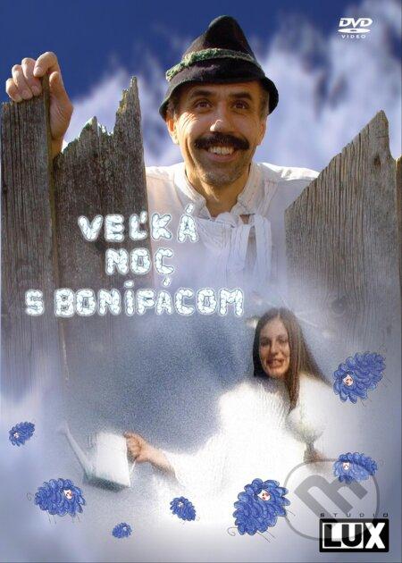 Veľká noc s Bonifácom DVD