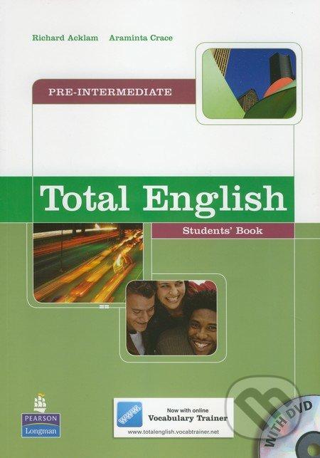 Total English - Pre-Intermediate - Richard Acklam, Araminta Crace