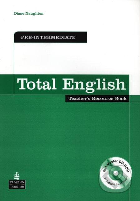 Total English - Pre-intermediate - Diane Naughton, Kevin McNicholas