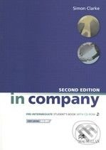 In Company - Pre-Intermediate - Student\'s Book (Second Edition) - Simon Clarke