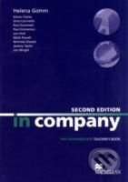 In Company - Pre-Intermediate - Teacher\'s Book (Second Edition) -