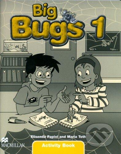 Big Bugs 1 - Activity Book - Elisenda Papiol, Maria Toth