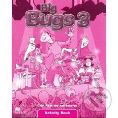 Big Bugs 3 - Activity Book - Carol Read