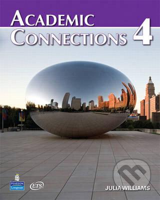 Pearson, Longman Academic Connections 4 - Julia Williams