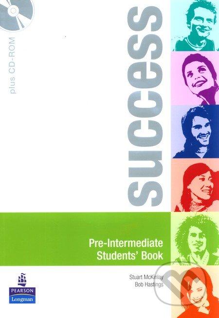 Success: Pre-intermediate Student's Book - Náhled učebnice