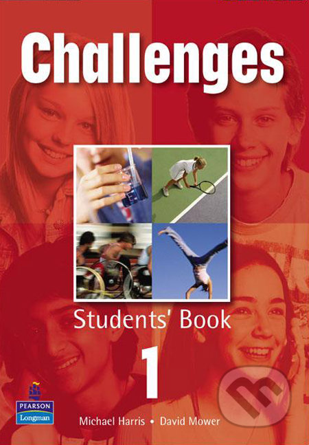 Challenges 1: Student\'s Book - Michael Harris, David Mower
