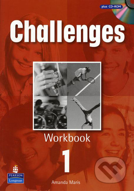 Challenges 1: Workbook and CD-ROM Pack - Amanda Maris
