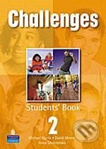 Challenges 2: Student\'s Book - Michael Harris