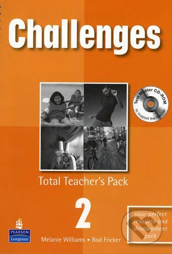 Challenges 2: Total Teacher\'s Pack - Melanie Williams, Rod Fricker