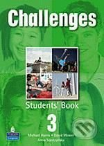 Challenges 3: Student\'s Book - Michael Harris