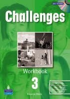 Challenges 3: Workbook and CD-ROM Pack - Michael Harris