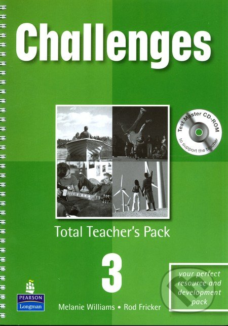 Challenges 3: Total Teacher\'s Pack - Melanie Williams
