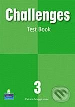 Challenges 3: Test Book - Patricia Mugglestone