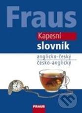 Kapesní slovník anglicko-český, česko-anglický - Kolektív autorov