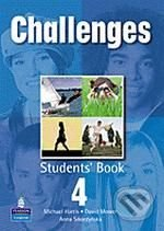 Challenges 4: Student\'s Book - Michael Harris, David Mower