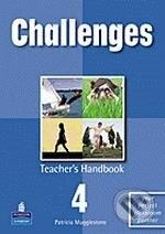 Challenges 4: Teacher\'s Handbook - Patricia Mugglestone