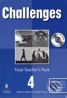 Challenges 4: Total Teacher\'s Pack - Patricia Mugglestone