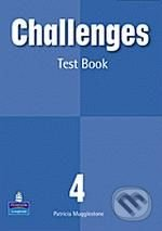Challenges 4: Test Book - Patricia Mugglestone