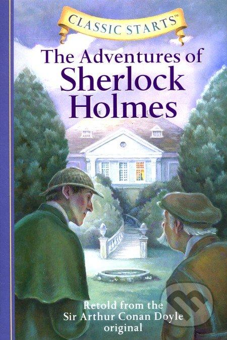 The Adventures of Sherlock Holmes -