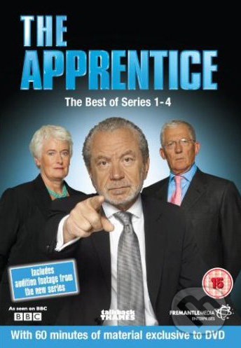 The Apprentice - The Best of Series 1-4 DVD