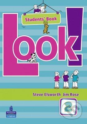 Pearson, Longman Look! 2 - Steve Elsworth