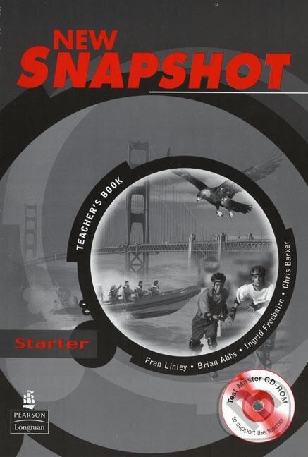 New Snapshot - Starter - Brian Abbs, Chris Barker