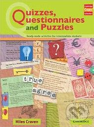 Quizzes, Questionnaires and Puzzles - Miles Craven